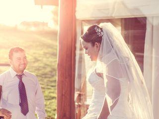 El matrimonio de Marisol y Esteban