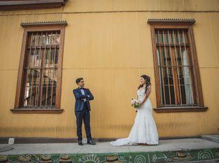 El matrimonio de Camila y Jerson