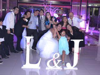 El matrimonio de Jessica y Luís 2