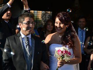 El matrimonio de Jessica y Luís