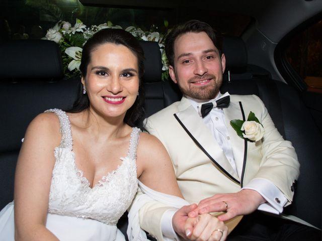 El matrimonio de Daphne y Arturo