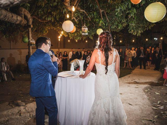 El matrimonio de Jerson y Camila en Valparaíso, Valparaíso 25