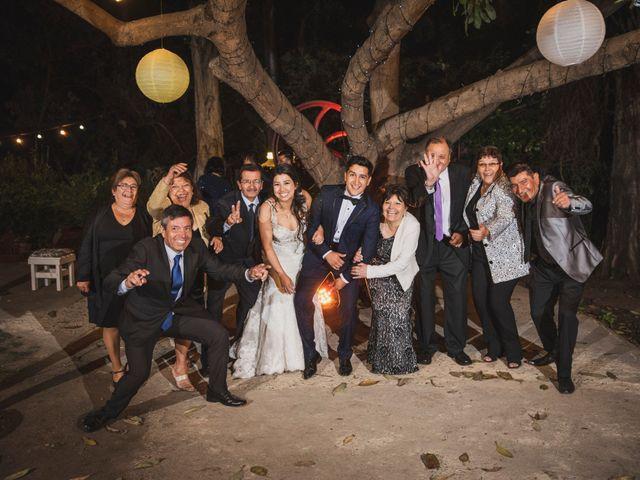 El matrimonio de Jerson y Camila en Valparaíso, Valparaíso 33