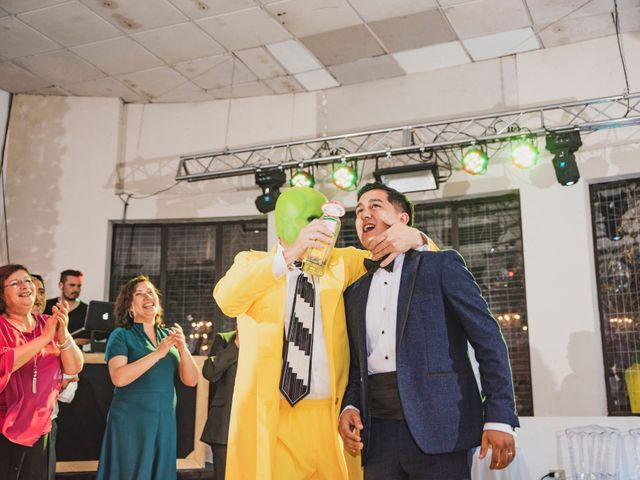 El matrimonio de Jerson y Camila en Valparaíso, Valparaíso 38