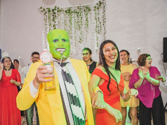 El matrimonio de Jerson y Camila en Valparaíso, Valparaíso 39