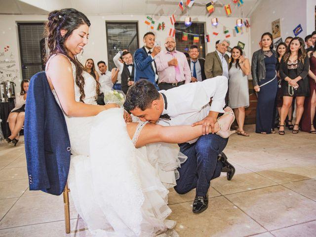 El matrimonio de Jerson y Camila en Valparaíso, Valparaíso 43
