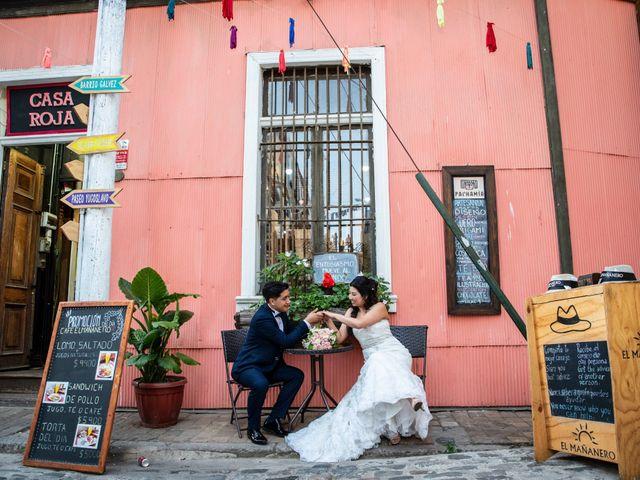 El matrimonio de Jerson y Camila en Valparaíso, Valparaíso 52