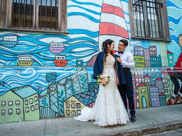 El matrimonio de Jerson y Camila en Valparaíso, Valparaíso 54