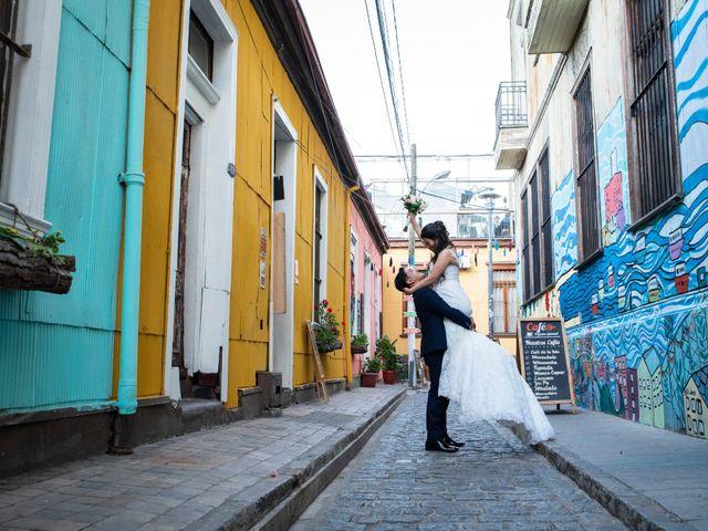 El matrimonio de Jerson y Camila en Valparaíso, Valparaíso 55