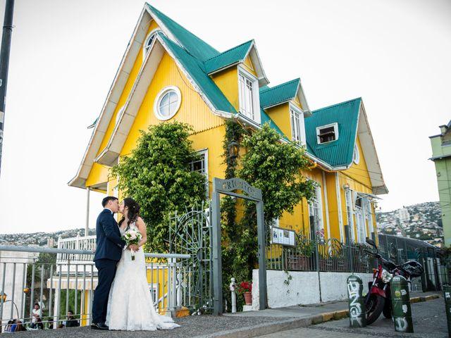 El matrimonio de Jerson y Camila en Valparaíso, Valparaíso 56