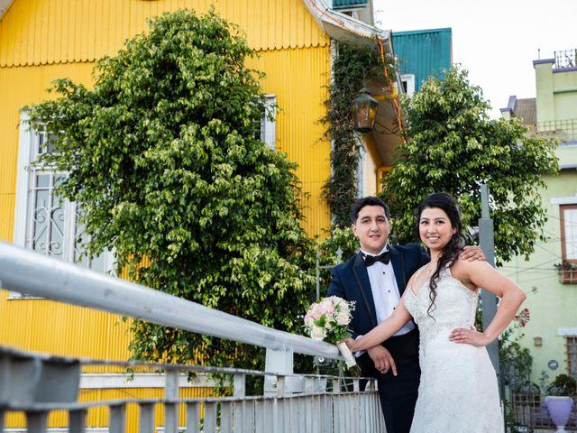 El matrimonio de Jerson y Camila en Valparaíso, Valparaíso 57