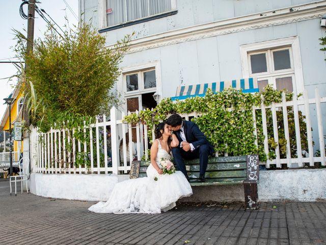 El matrimonio de Jerson y Camila en Valparaíso, Valparaíso 58