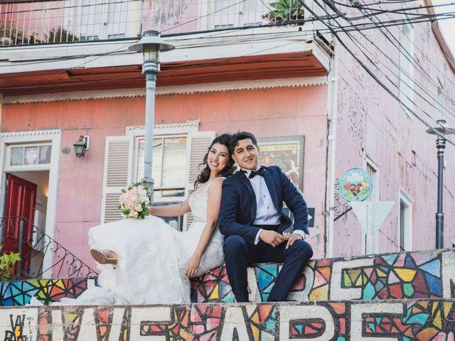 El matrimonio de Jerson y Camila en Valparaíso, Valparaíso 59
