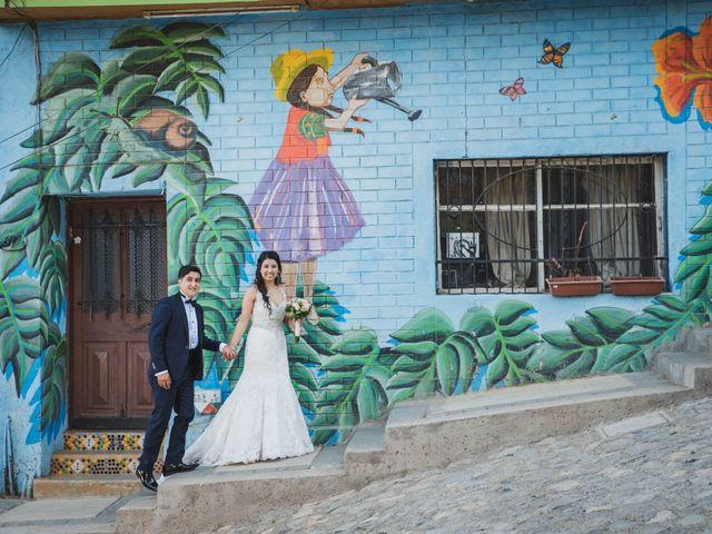 El matrimonio de Jerson y Camila en Valparaíso, Valparaíso 61