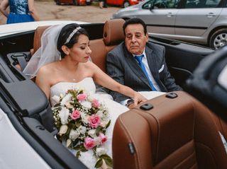 El matrimonio de Priscy y André 2