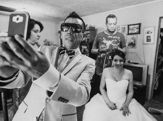 El matrimonio de Priscy y André 3