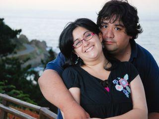 El matrimonio de Karina y Francisco 3