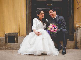 El matrimonio de Alfredo y Glenda