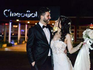 El matrimonio de Jorge y Yanina