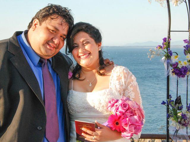 El matrimonio de Karina y Francisco