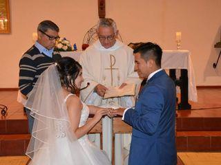 El matrimonio de Elsa y Felipe 1