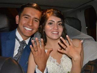 El matrimonio de Elsa y Felipe