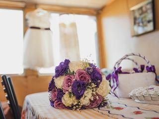 El matrimonio de Alexandra y Danilo 3