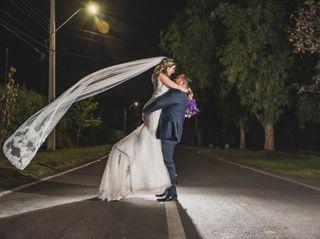 El matrimonio de Alexandra y Danilo