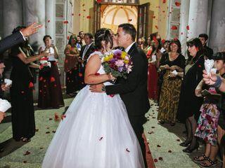 El matrimonio de Cesar  y María  3