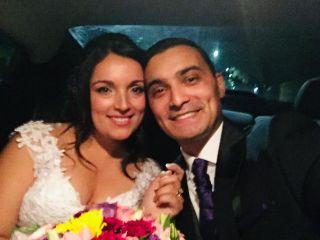 El matrimonio de Cesar  y María  1