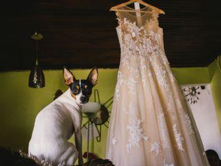 El matrimonio de Michelle y Rodrigo 3