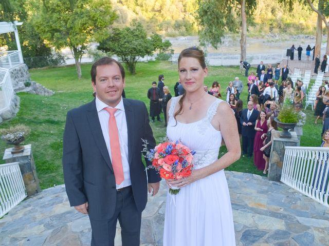 El matrimonio de Eca y Felipe