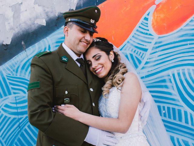 El matrimonio de Michelle y Rodrigo