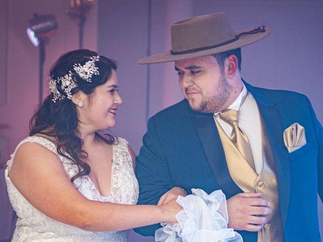 El matrimonio de Alexis  y María José  en Chiguayante, Concepción 1
