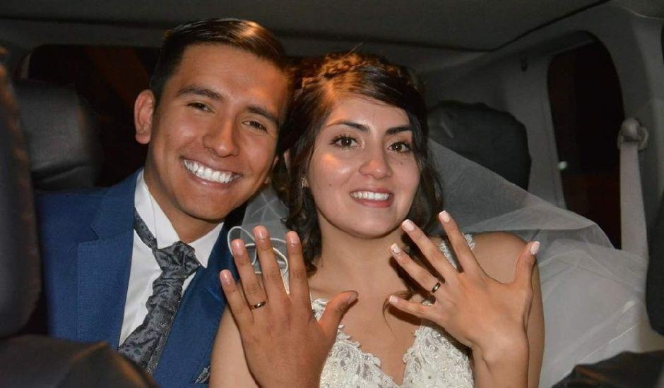 El matrimonio de Felipe y Elsa en Angol, Malleco