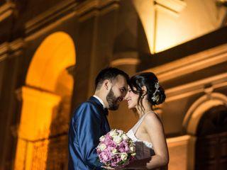 El matrimonio de Yohana y Marcos