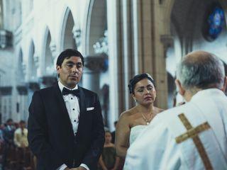 El matrimonio de Luisa y Carlos
