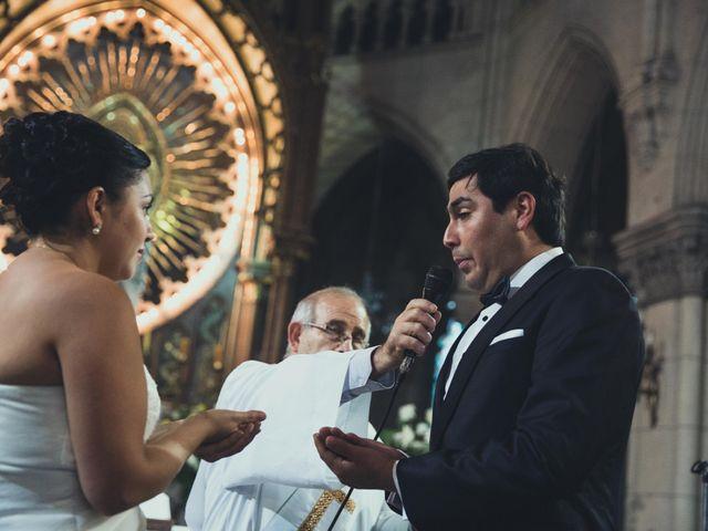 El matrimonio de Carlos y Luisa en Santiago, Santiago 13