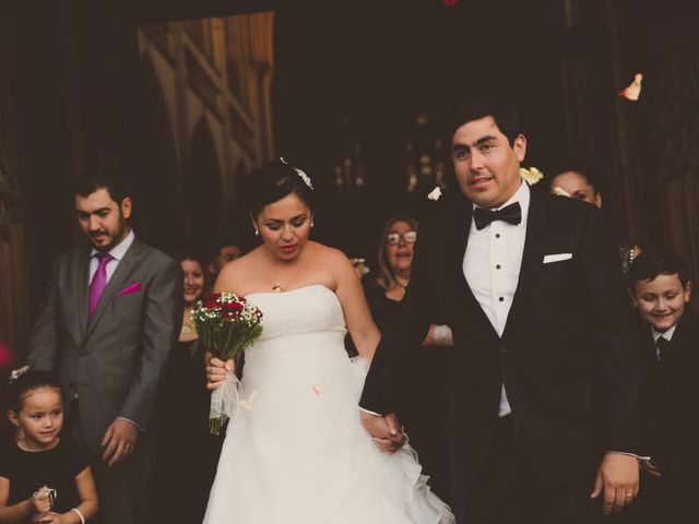 El matrimonio de Carlos y Luisa en Santiago, Santiago 15