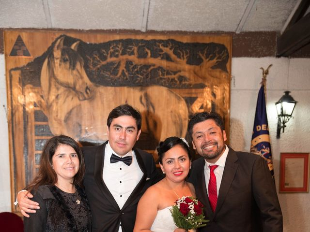 El matrimonio de Carlos y Luisa en Santiago, Santiago 21