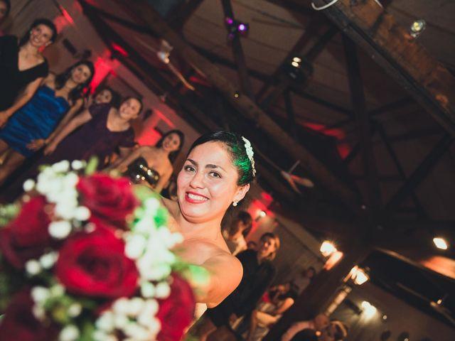 El matrimonio de Carlos y Luisa en Santiago, Santiago 28