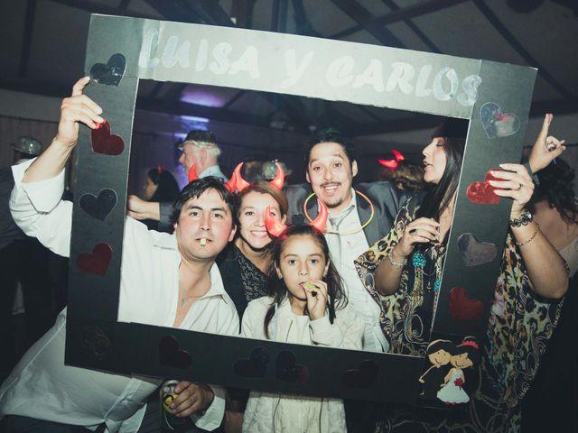 El matrimonio de Carlos y Luisa en Santiago, Santiago 35
