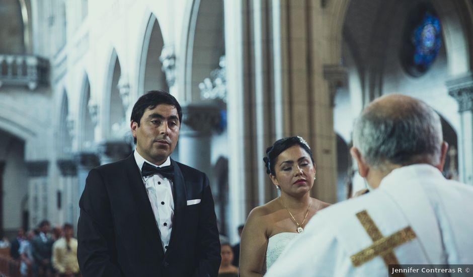 El matrimonio de Carlos y Luisa en Santiago, Santiago