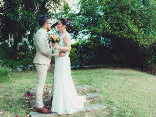 El matrimonio de Jeral  y Alvaro 2