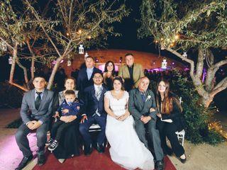 El matrimonio de Alexandra y Gustavo 1