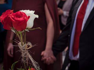 El matrimonio de Carmen y Luis 1