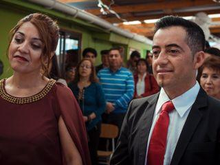 El matrimonio de Carmen y Luis 2