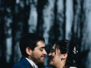 El matrimonio de Valentina y Felipe  2