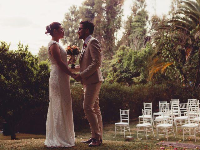 El matrimonio de Alvaro y Jeral  en San Bernardo, Maipo 1
