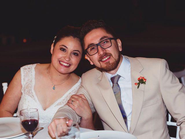 El matrimonio de Jeral  y Alvaro